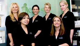 the erase clinic team
